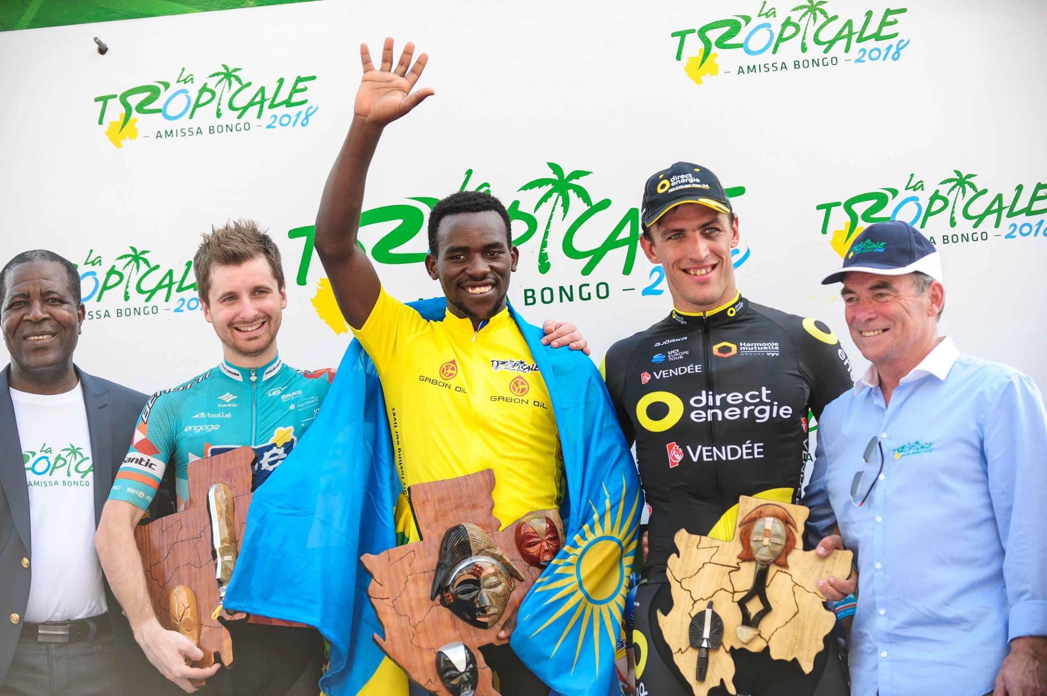 Джозеф Ареруя выиграл велогонку La Tropicale Amissa Bongo