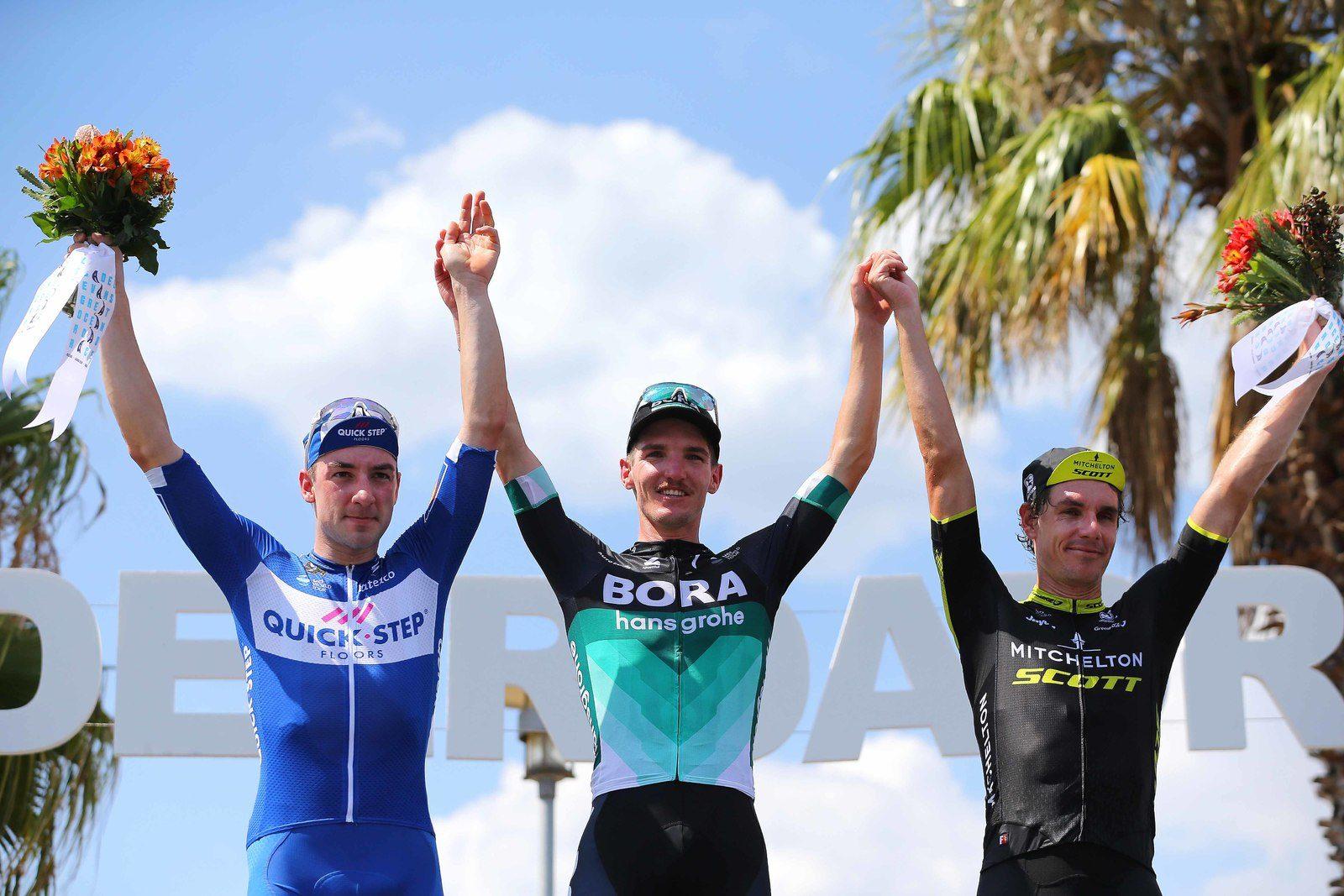 Джей МакКарти выиграл велогонку Cadel Evans Great Ocean Road Race