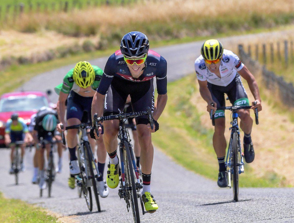 Иэн Бибби выиграл четвёртый этап велогонки New Zealand Cycle Classic