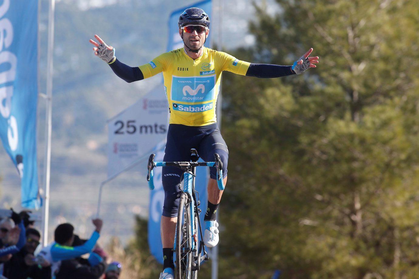 Алехандро Вальверде выиграл четвёртый этап «Тура Валенсии»