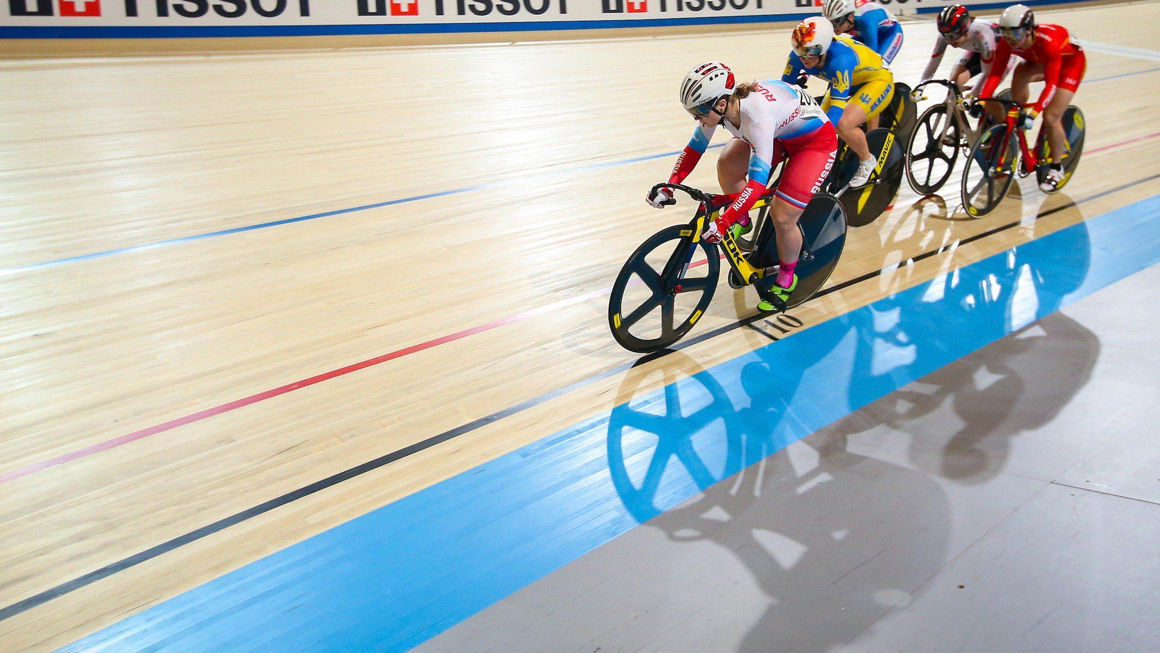 Трековый велоспорт