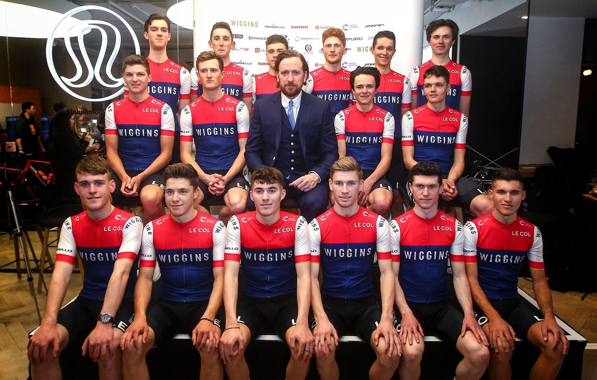 Team Wiggins — 2018