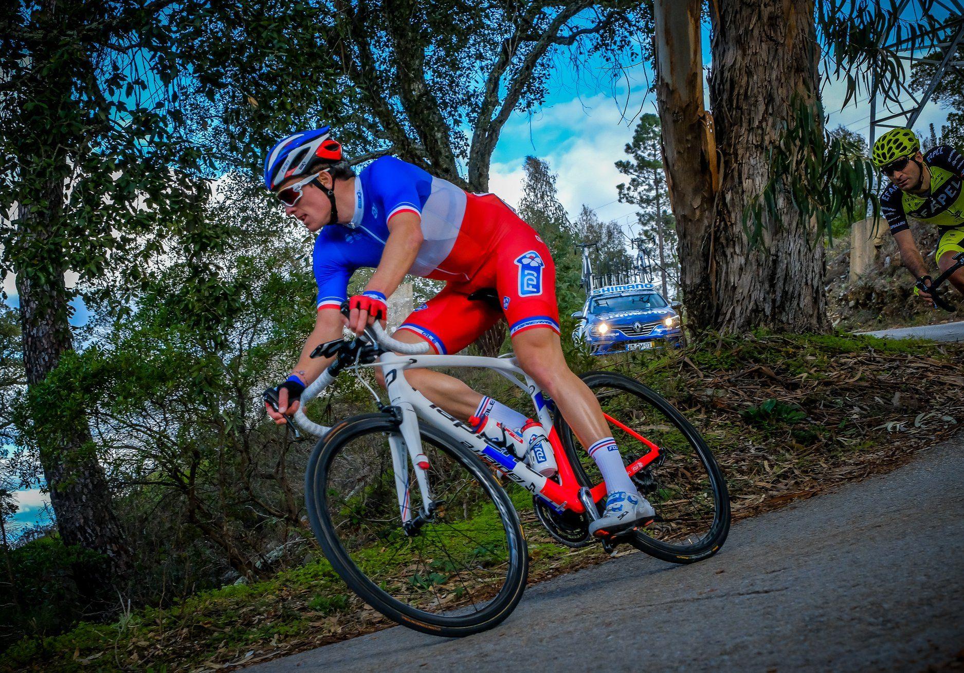 Михал Квятковский выиграл велогонку «Вольта Алгарви — 2018»