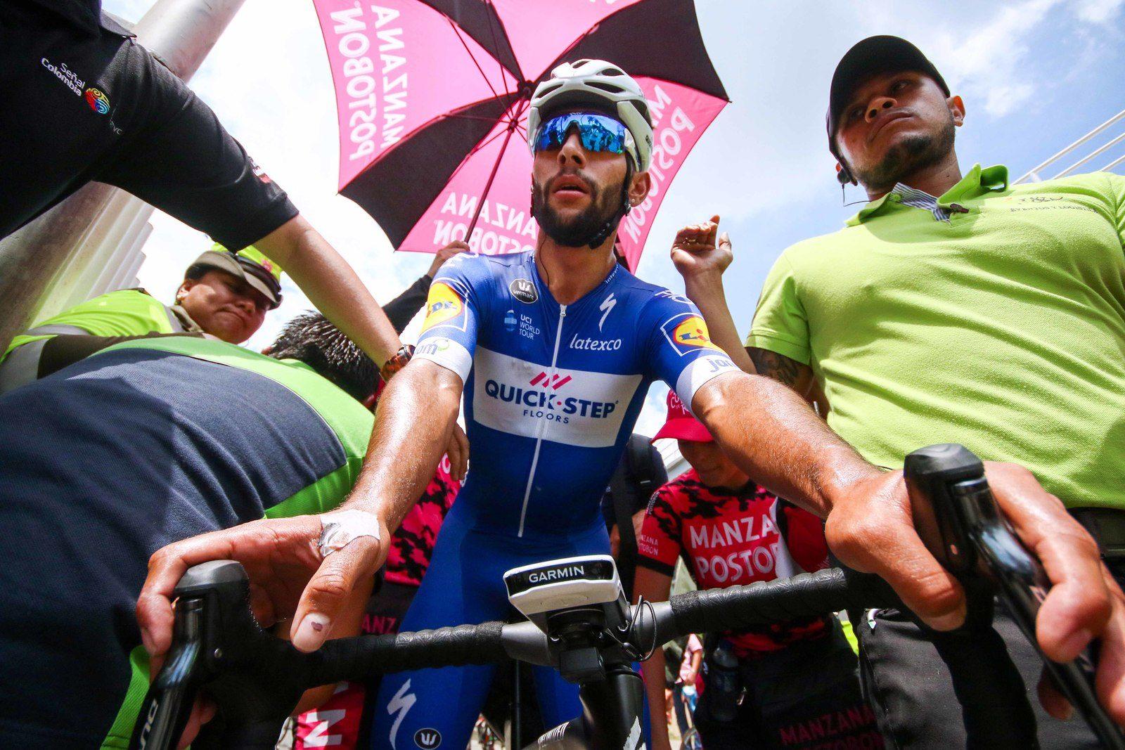 Фернандо Гавирия выиграл первый этап велогонки Colombia Oro y Paz