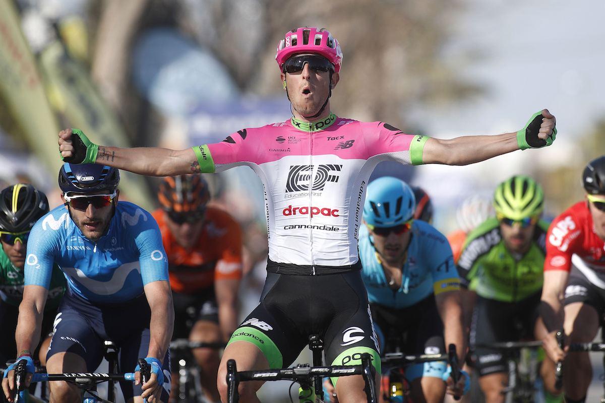 Саша Модоло вырвал победу на третьем этапе велогонки «Вуэльта Андалусии»