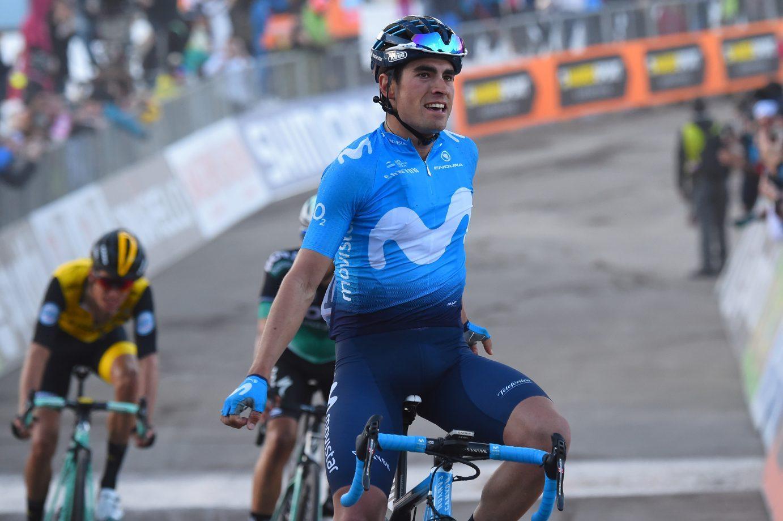 Микель Ланда одолел Майку и Беннетта на четвёртом этапе «Тиррено — Адриатико»