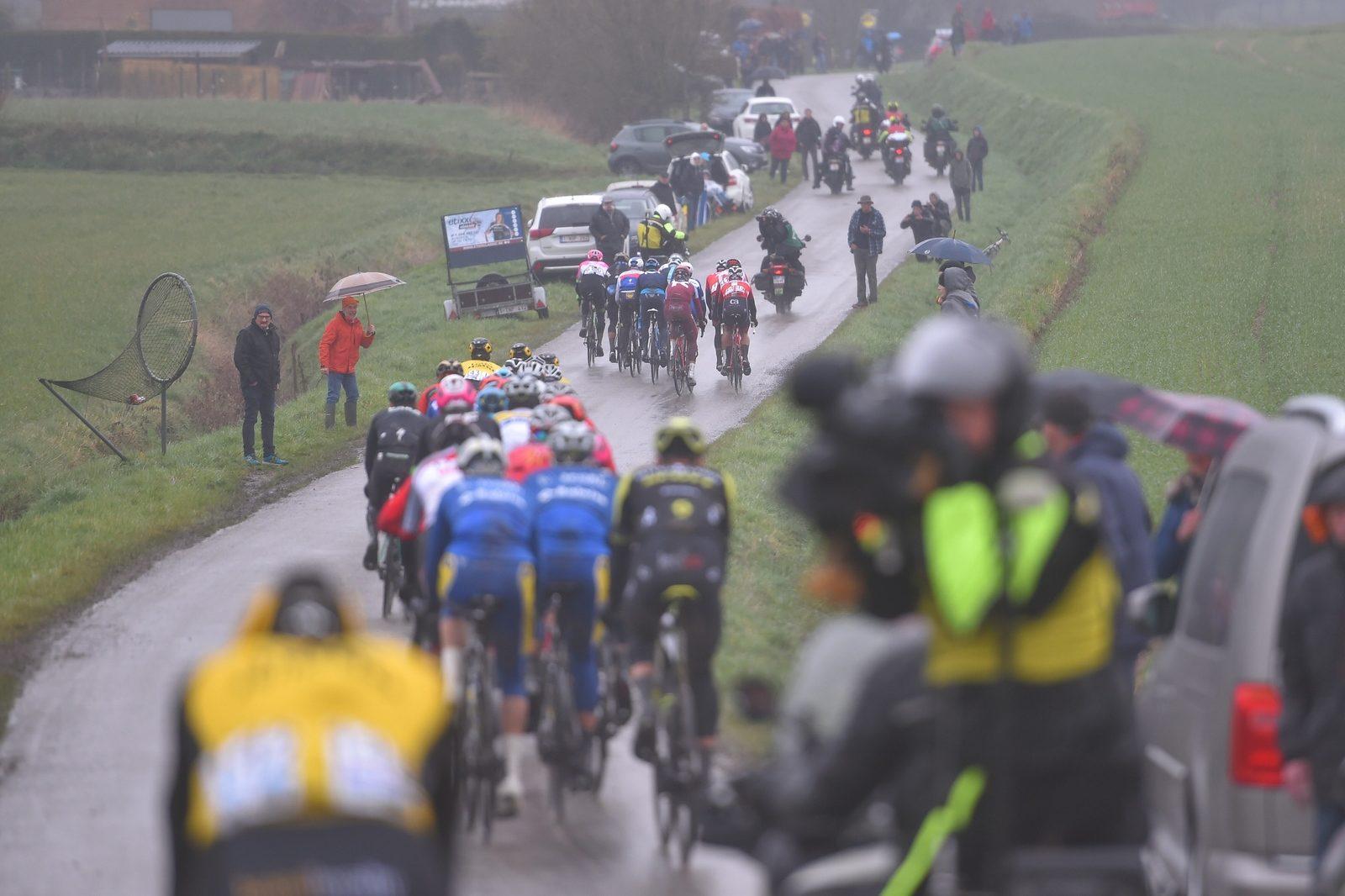 Ив Лампарт выиграл велогонку «Дварс дор Фландерен»