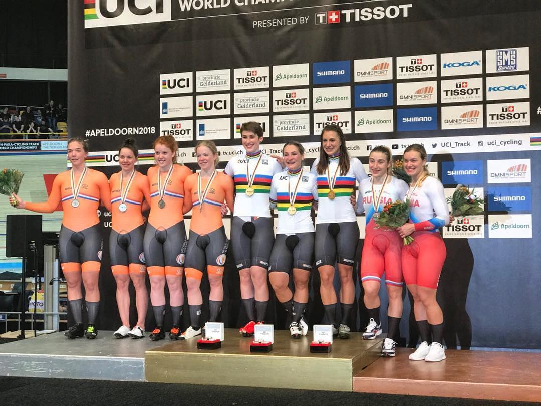 Мириам Вельте и Кристина Фогель — чемпионки мира 2018 года в спринте