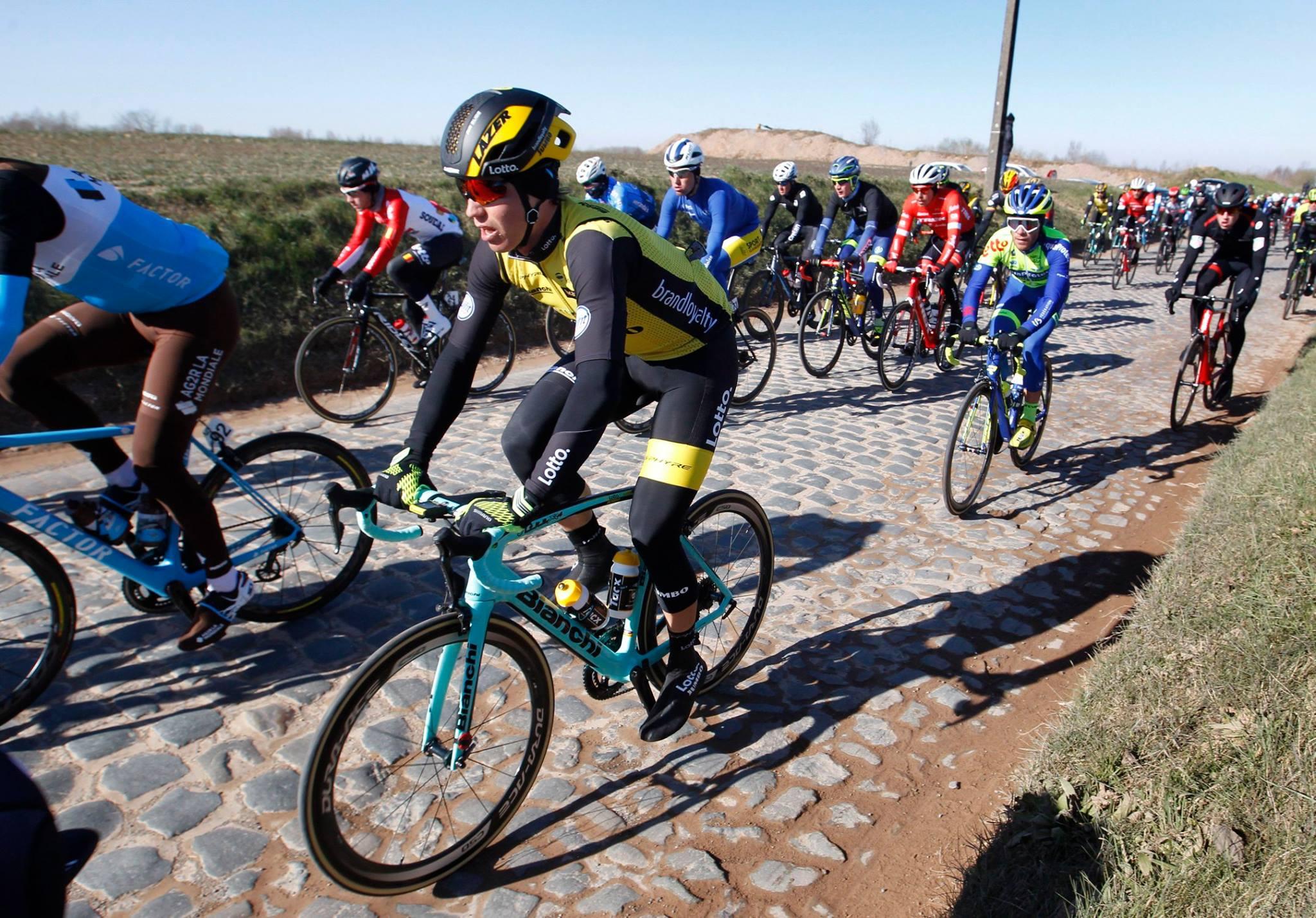Дилан Груневеген выиграл велогонку «Кюрне — Брюссель — Кюрне»