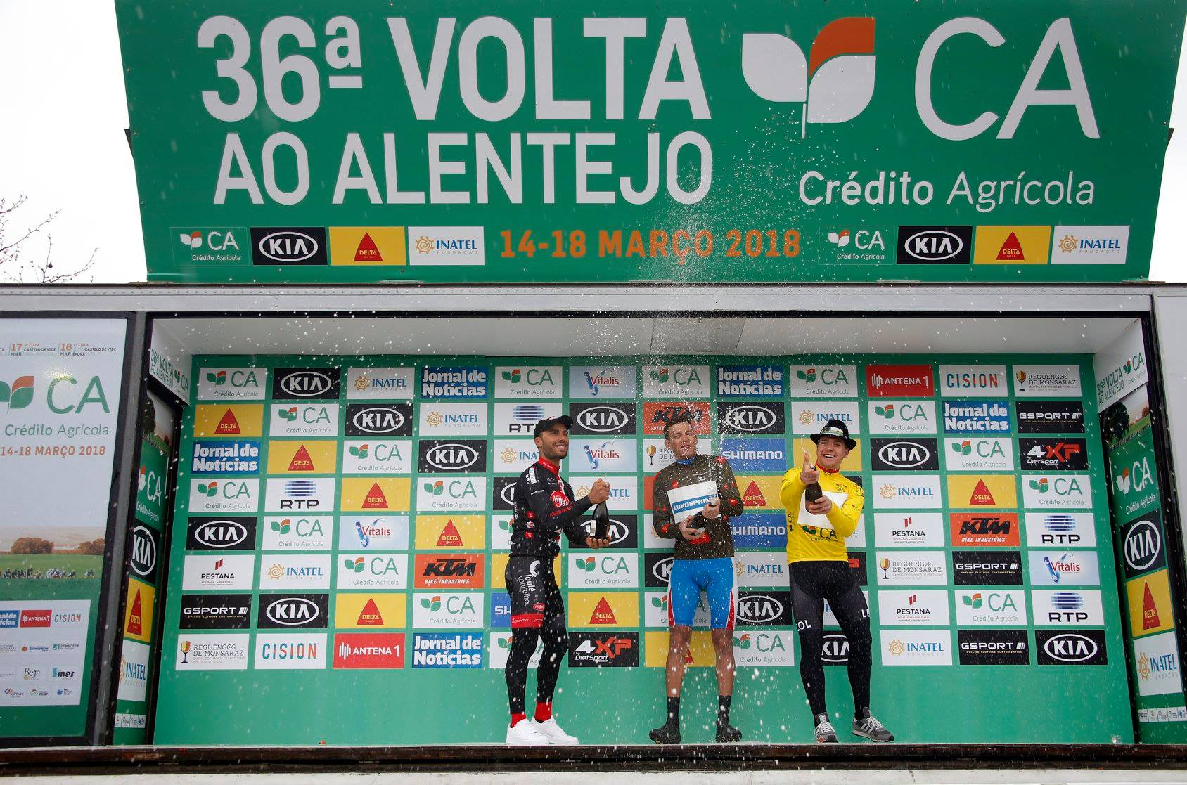 «Вольта Алентехо — 2018» (Volta ao Alentejo)