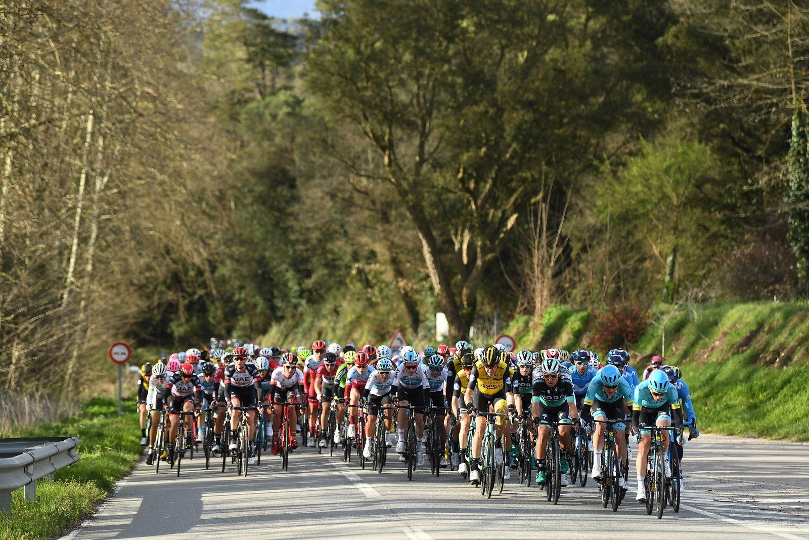 Первый этап велогонки «Вуэльта Каталонии — 2018» (Volta Ciclista a Catalunya)