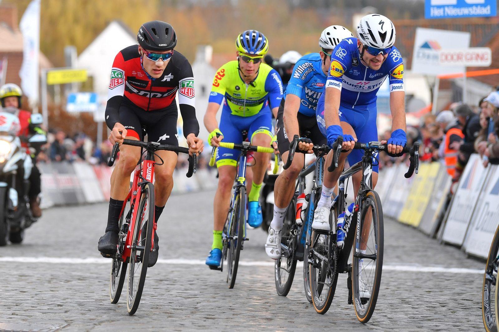Фабио Якобсен выиграл велогонку «Нокере — Кёрсе»