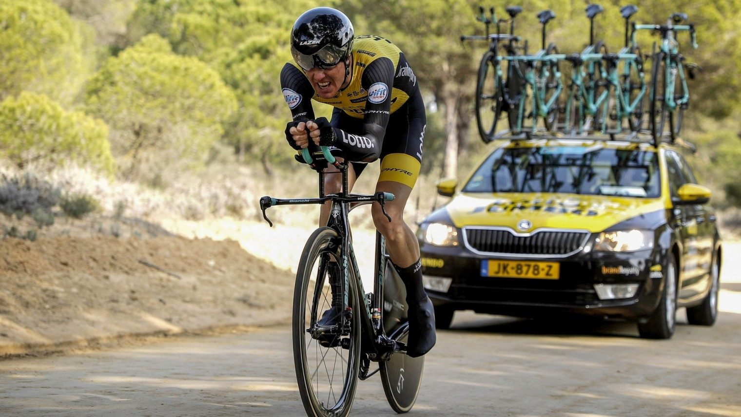 Тимо Роозен и Стивен Крёйсвейк продлили контракты с Team LottoNL-Jumbo