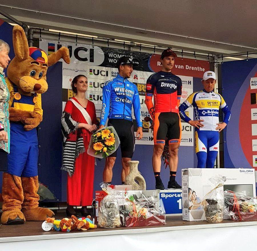 Франтишек Сиср — победитель Ronde van Drenthe