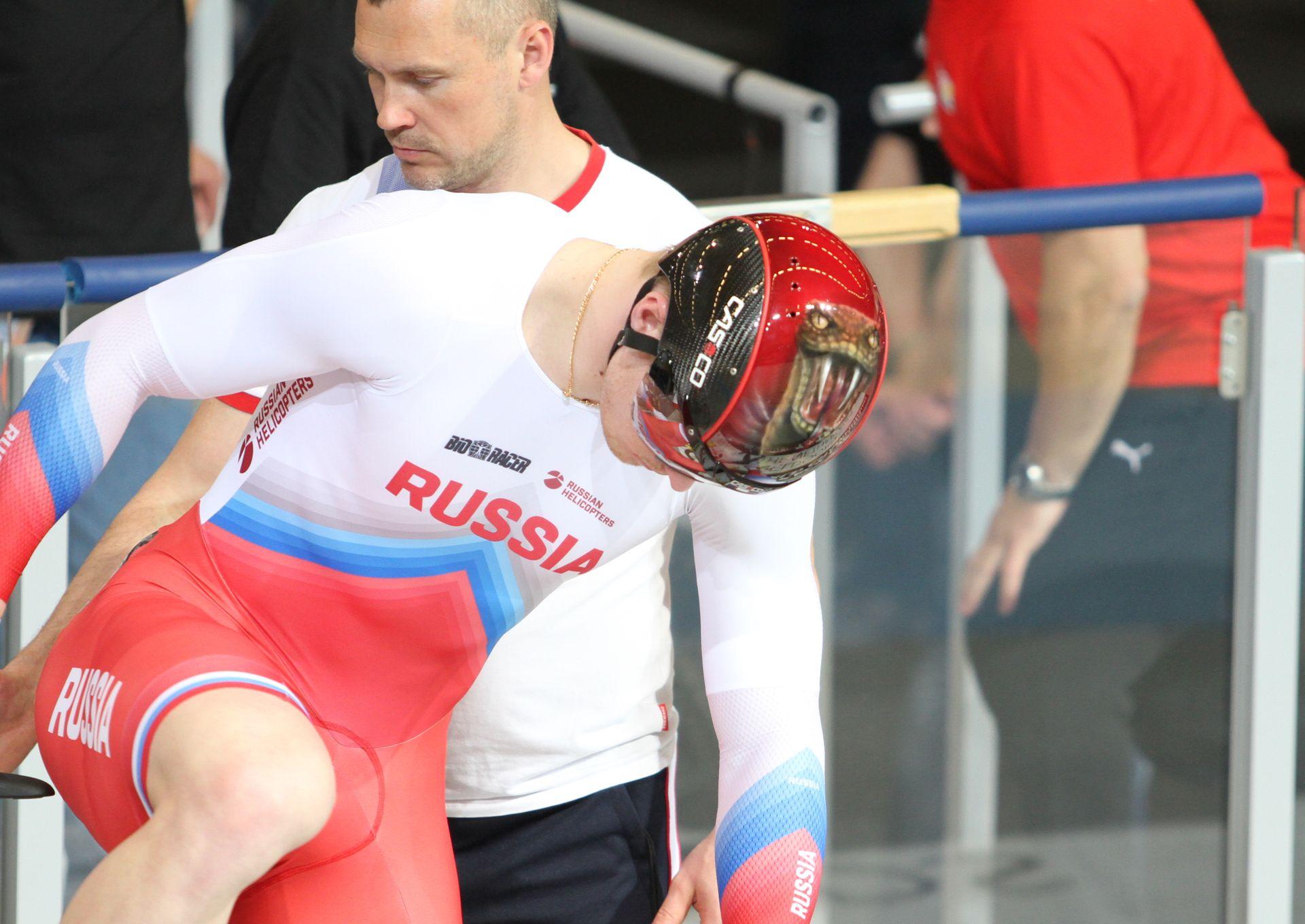 Без золота: неутешительные итоги ЧМ по трековому велоспорту в Апелдорну для России