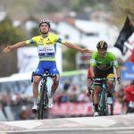 Жюлиан Алафилипп выиграл второй этап «Тура Страны Басков»
