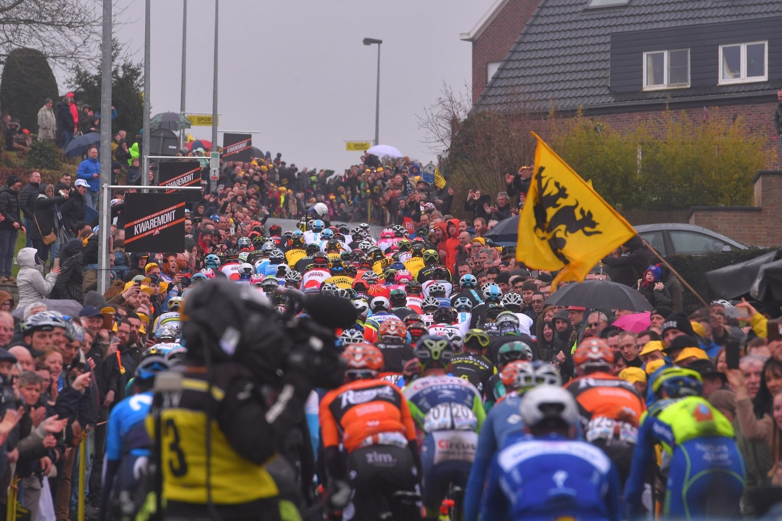 «Тур Фландрии — 2018» (Ronde van Vlaanderen)