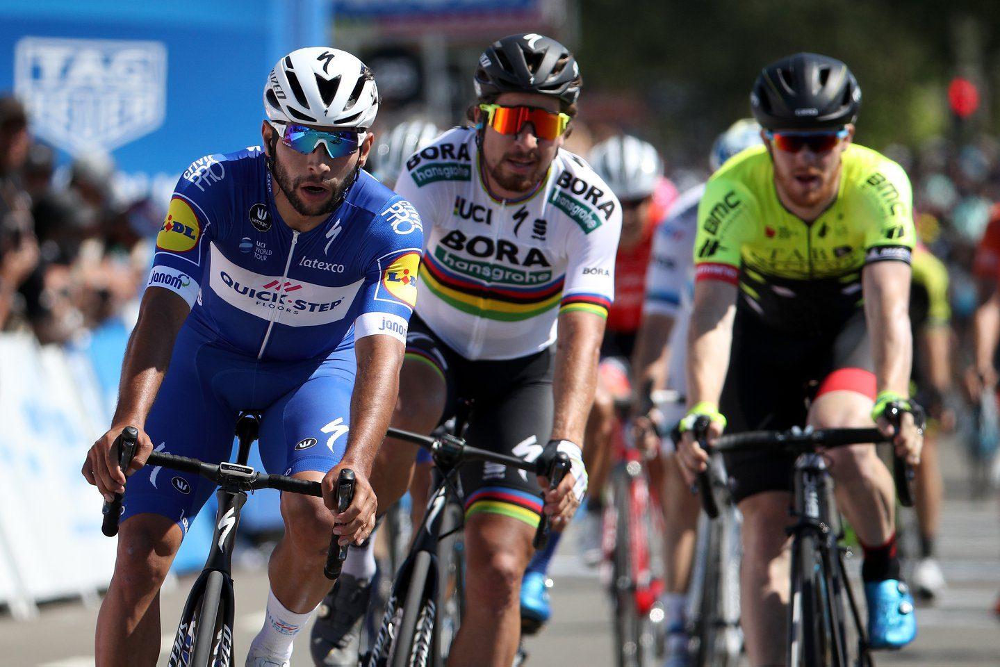 Фернандо Гавирия выиграл пятый этап «Тура Калифорнии»