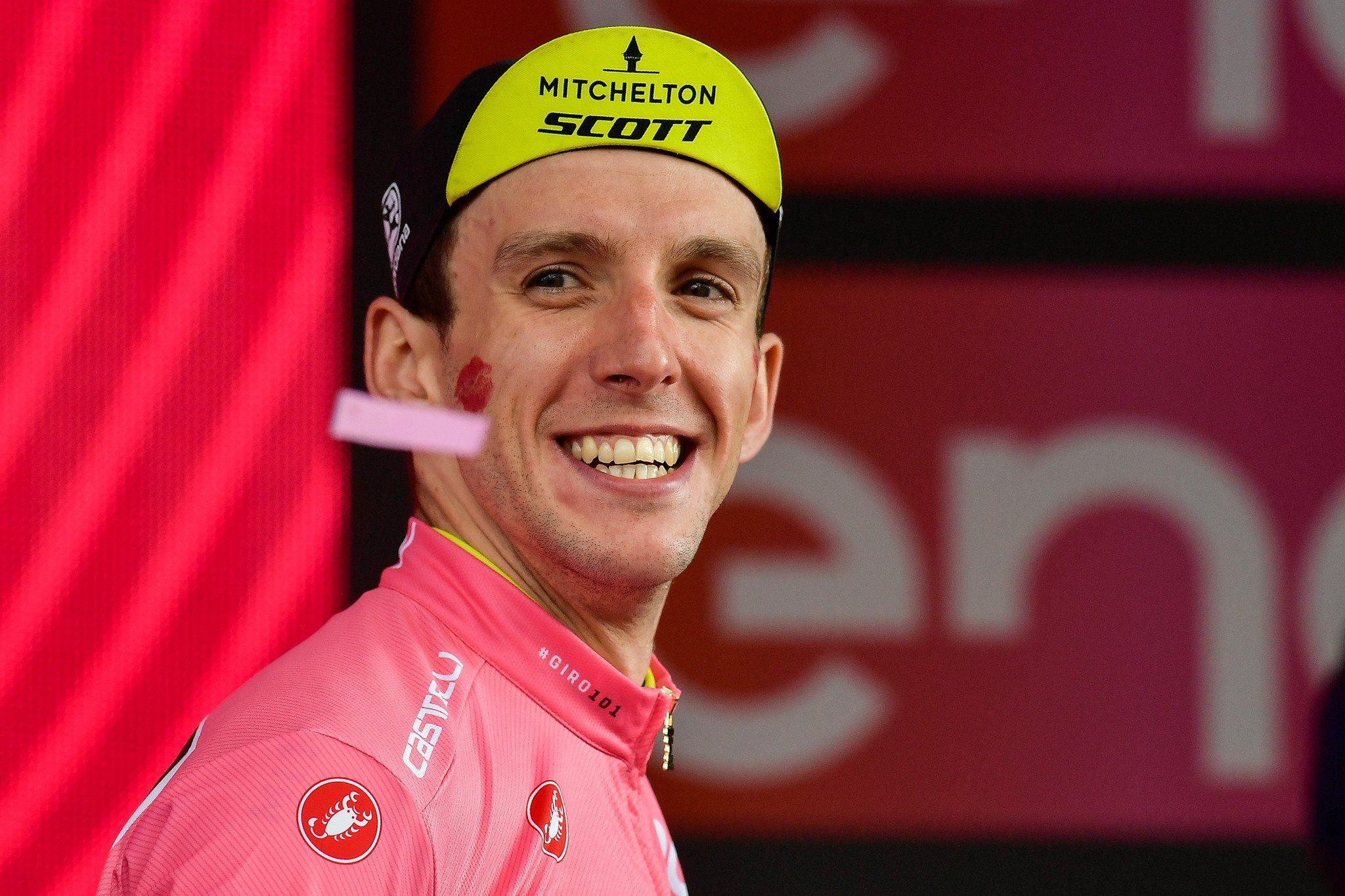 Саймон Йейтс выиграл девятый этап «Джиро д'Италии»