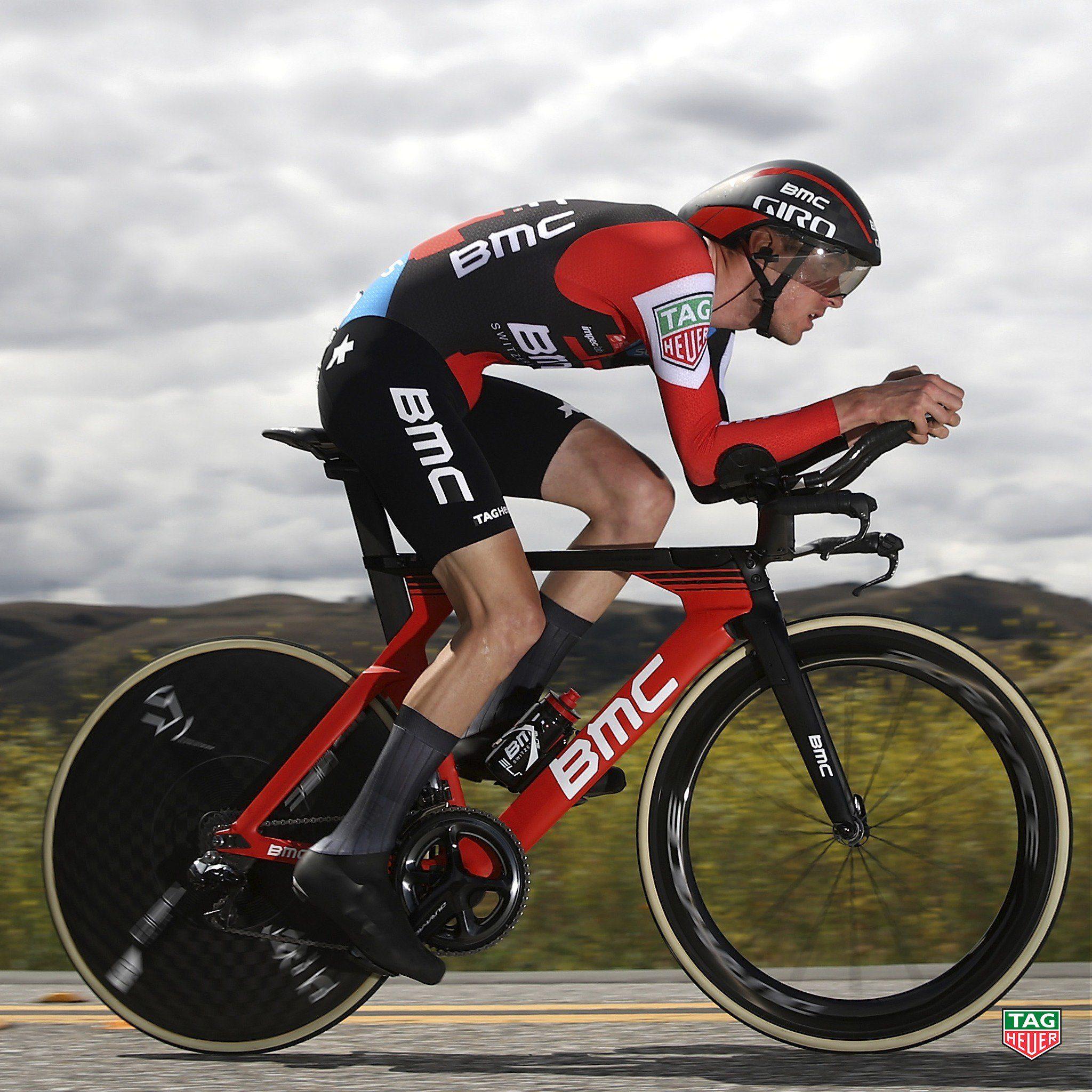 Тиджей ван Гардерен выиграл четвёртый этап «Тура Калифорнии»