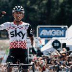 Эган Берналь выиграл шестой этап «Тура Калифорнии»