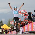 Крис Фрум выиграл четырнадцатый этап «Джиро д'Италия»