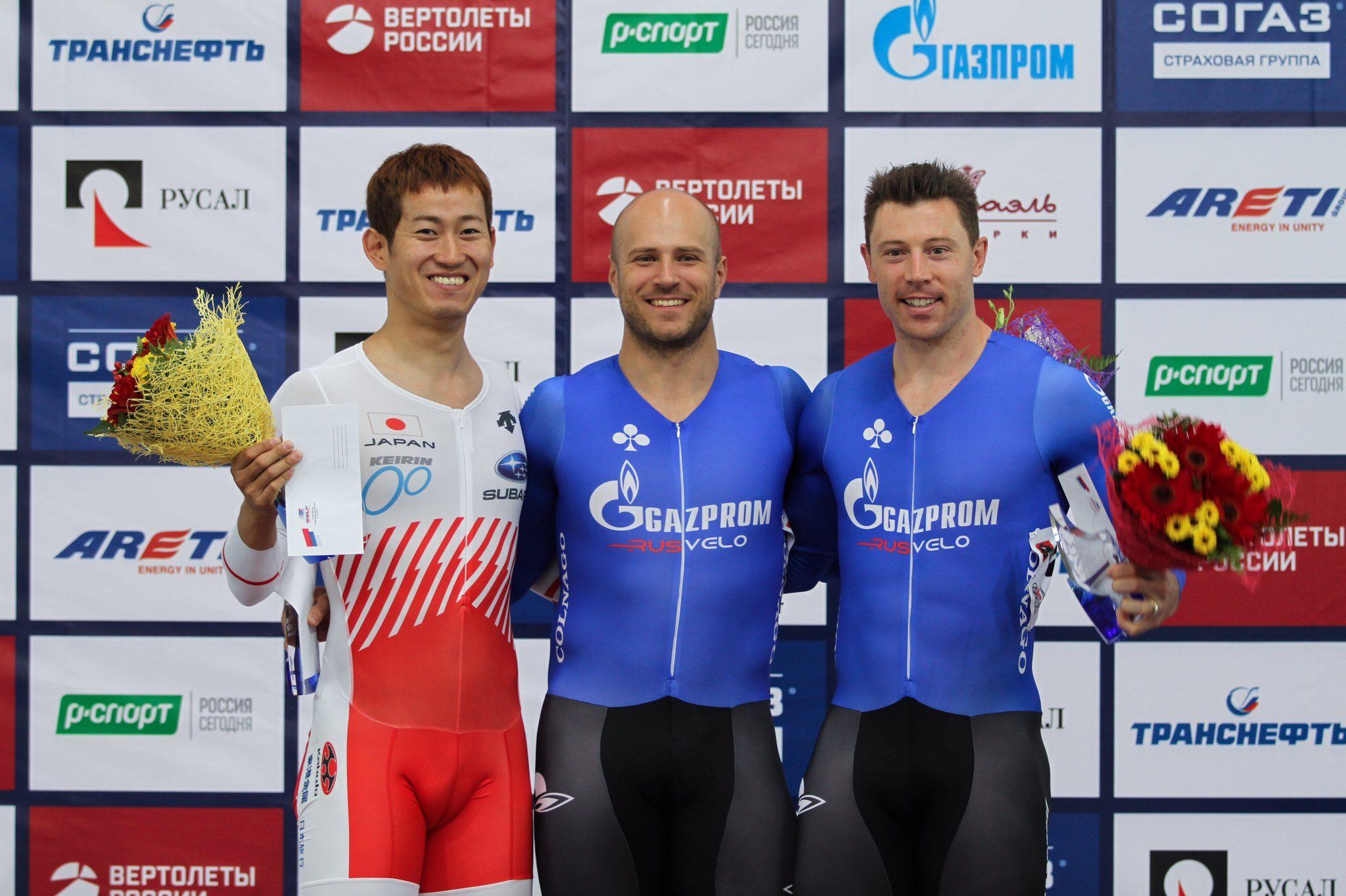 Анастасия Войнова и Денис Дмитриев первенствовали на «Гран-при Москвы»