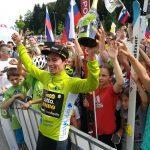 Примож Роглич выиграл «Тур Словении — 2018»