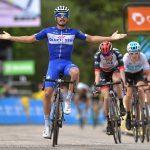 Жюлиан Алафилипп выиграл четвёртый этап «Критериум Дофине»