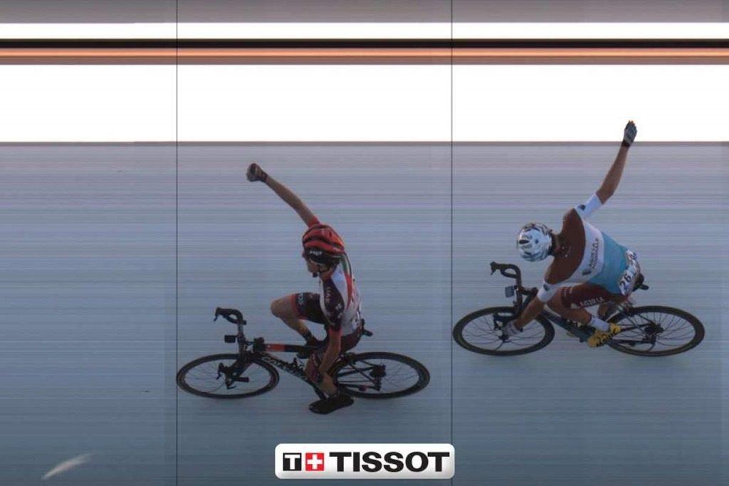 Дэн Мартин выиграл шестой этап «Тур деФранс»