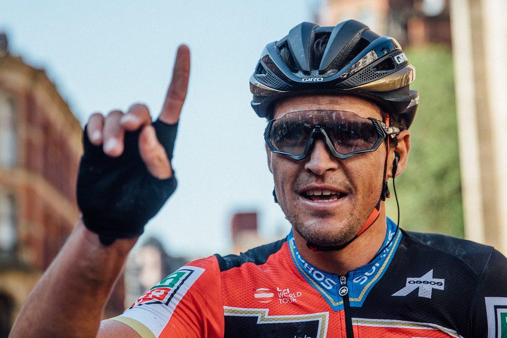 Гавирия стал победителем стартового этапа «Тур деФранс»
