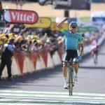 Омар Фраиле впервые выиграл этап «Тур деФранс»