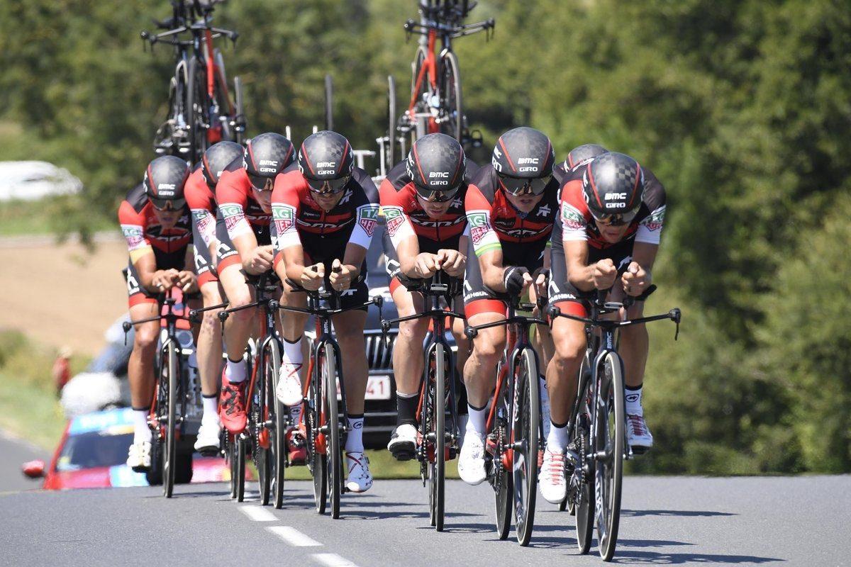 Команда BMC Racing Team