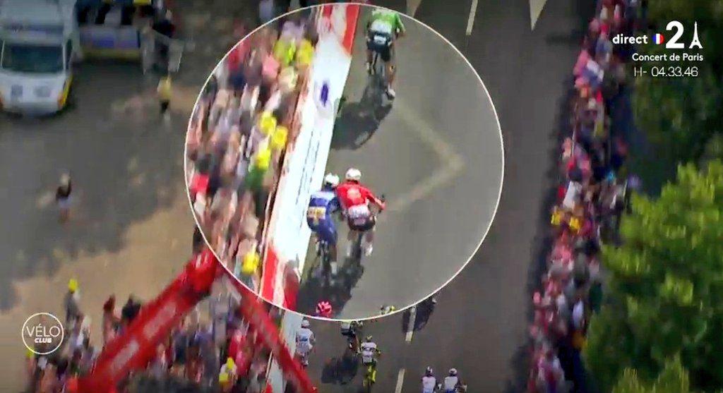 Дилан Груневеген делает дубль на «Тур деФранс»