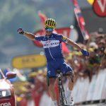 Жюлиан Алафилипп нокаутировал соперников на десятом этапе «Тур деФранс»
