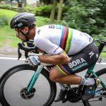 Петер Саган в шестой раз выиграл чемпионат Словакии по велоспорту