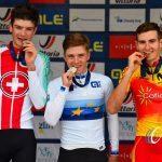 Ремко Эвенпул — король европейского чемпионата по велоспорту среди юниоров