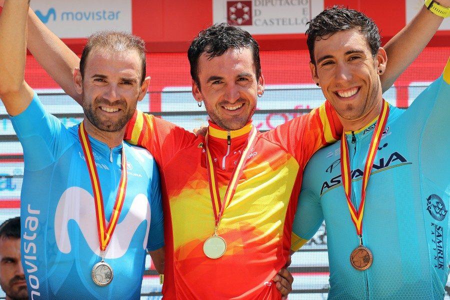 Горка Исагирре выиграл чемпионат Испании по велоспорту