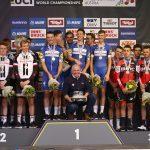 Quick-Step Floors выиграла командную «разделку» на чемпионате мира по велоспорту