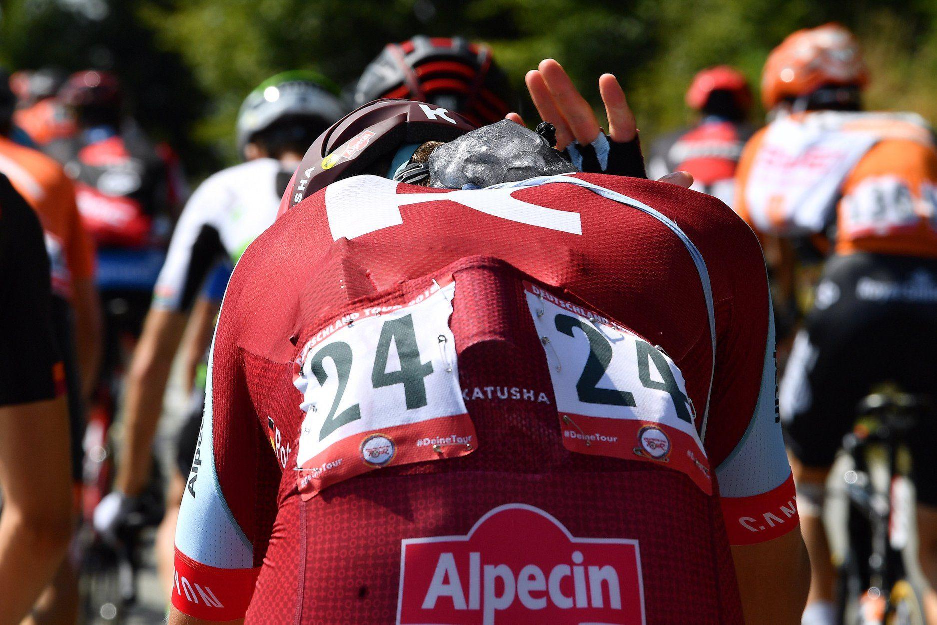 Team Katusha — Alpecin