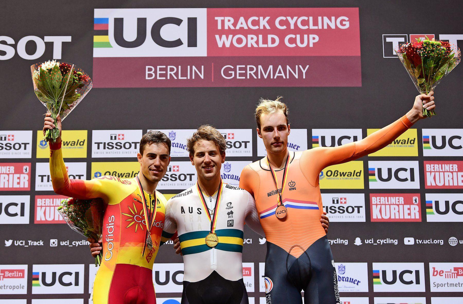 Обзор третьего этапа Кубка мира по трековому велоспорту в Берлине