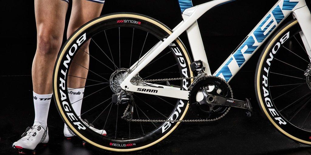 SRAM появится на велосипедах Trek — Segafredo