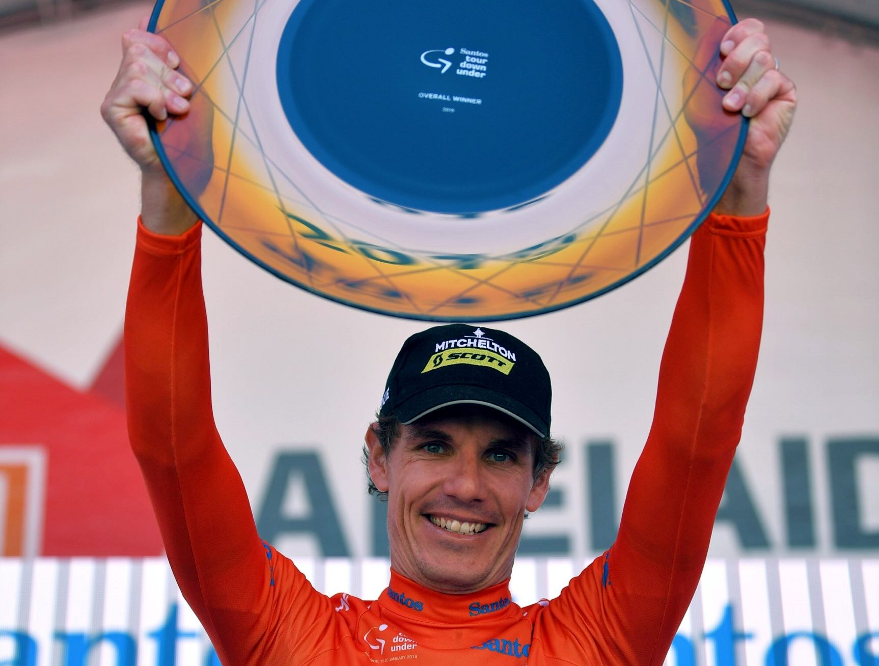 Дэрил Импи выиграл велогонку «Тур Даун Андер — 2019»