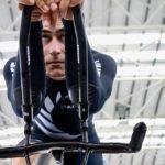 Новозеландцы выиграли золото командного спринта на Кубке мира по трековому велоспорту