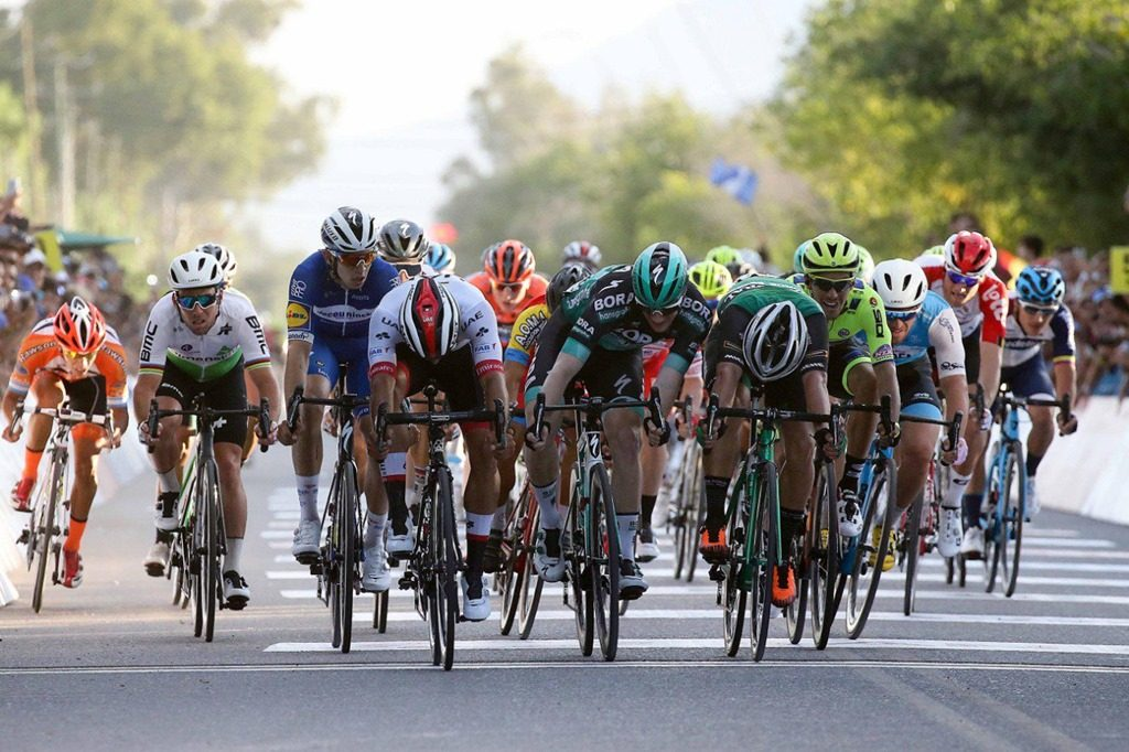 Фернандо Гавирия выиграл первый этап «Вуэльта Сан-Хуана»