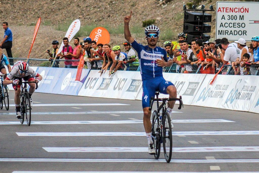 Жюлиан Алафилипп выиграл второй этап «Вуэльты Сан-Хуана»