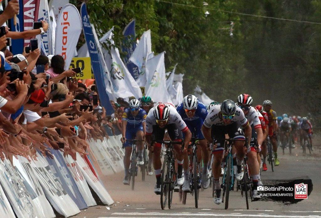 Фернандо Гавирия выиграл спринт у Сагана на четвёртом этапе «Вуэльты Сан-Хуана»