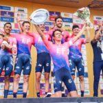 "EF Education First Pro Cycling Team выиграла командную ""разделку"" на «Туре Колумбии»"