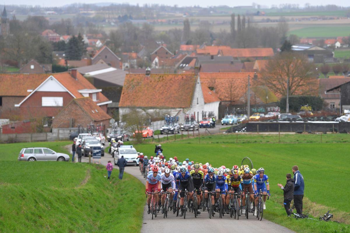 Боб Юнгельс выиграл велогонку «Кюрне— Брюссель— Кюрне»