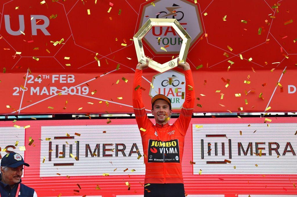 Примож Роглич выиграл «Тур ОАЭ»